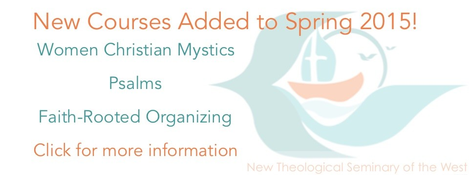 New Courses Added for Spring 2015!