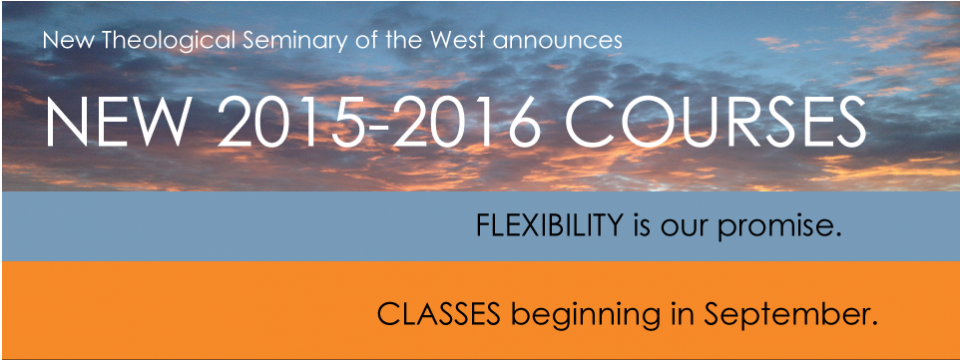 2015 Fall Courses Online!
