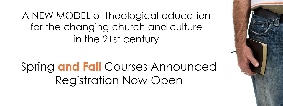Spring and Fall Courses Announced