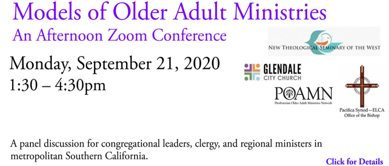 Spiritual Needs of Aging Congregants